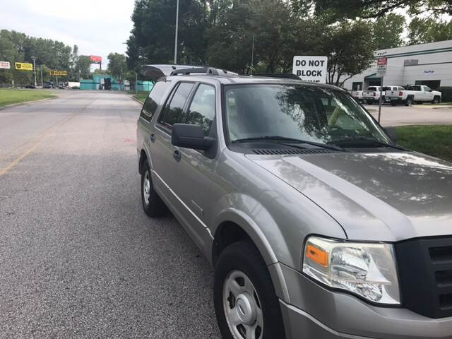 2008 Ford Expedition 4x4 SSV Fleet 4dr SUV - Kansas City MO