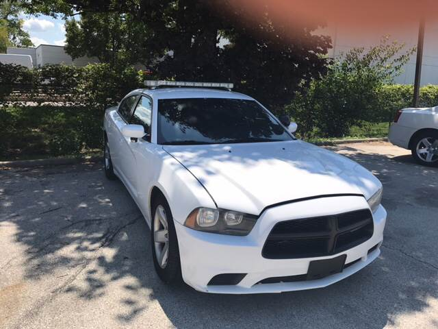 2012 Dodge Charger Police 4dr Sedan - Kansas City MO