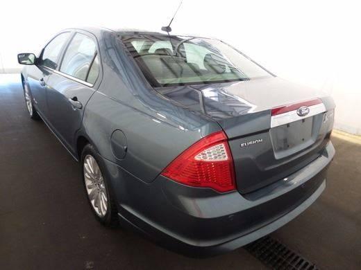 2011 Ford Fusion Hybrid 4dr Sedan - Kansas City MO
