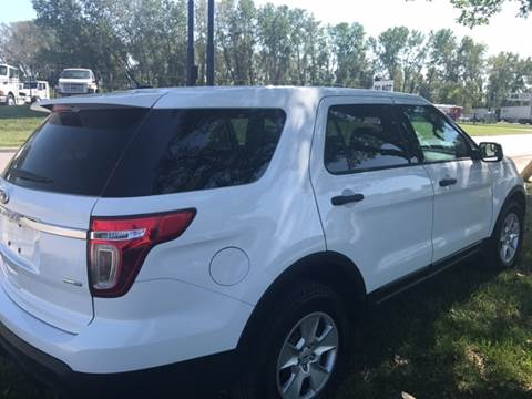 2013 Ford Explorer for sale in Kansas City, MO