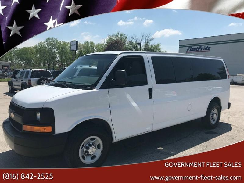 Van Chevrolet Kc >> 50 Best Kansas City Used Passenger Cargo Van For Sale Savings From