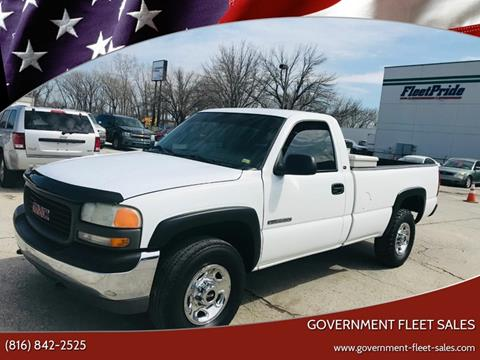 2001 GMC Sierra 2500 for sale in Kansas City, MO