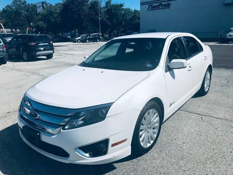 2011 Ford Fusion Hybrid for sale in Kansas City, MO