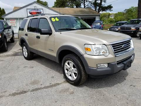 2006 Ford Explorer for sale in East Falmouth, MA