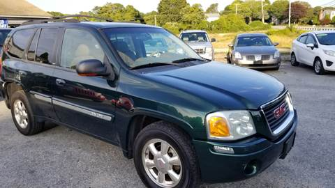 2002 GMC Envoy for sale in East Falmouth, MA