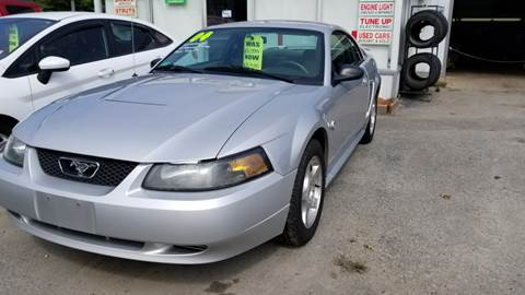 2004 Ford Mustang for sale in East Falmouth MA