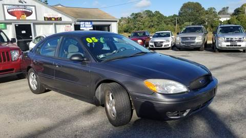 2005 Ford Taurus for sale in East Falmouth MA