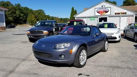 2006 Mazda MX-5 Miata for sale in East Falmouth, MA