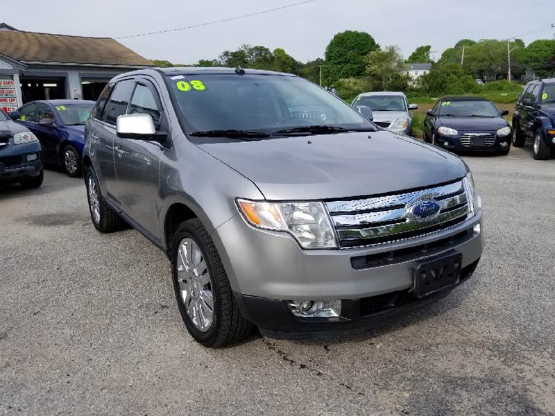 2008 Ford Edge for sale at Falmouth Auto Center in East Falmouth MA