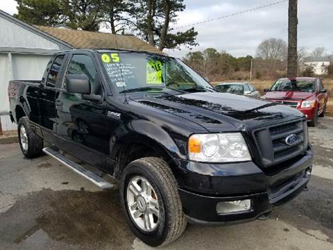 2005 Ford F-150 for sale at Falmouth Auto Center in East Falmouth MA