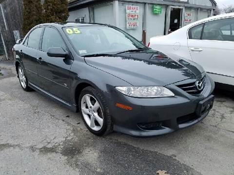 2005 Mazda MAZDA6 for sale at Falmouth Auto Center in East Falmouth MA
