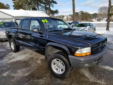 2003 Dodge Dakota for sale at Falmouth Auto Center in East Falmouth MA