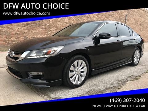 Used Cars Dfw >> Dfw Auto Choice Car Dealer In Dallas Tx