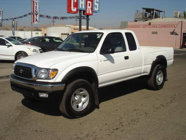 2003 Toyota Tacoma For Sale At Faggart Auto Center In Porterville CA