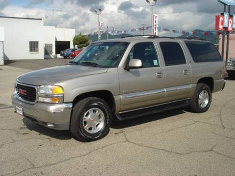 2002 GMC Yukon XL for sale in Porterville, CA