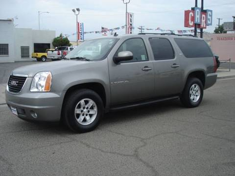 2007 GMC Yukon XL for sale in Porterville, CA