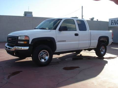 2003 GMC Sierra 2500HD for sale in Porterville, CA