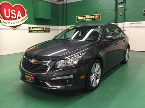 2015 Chevrolet Cruze for sale in Aurora, CO