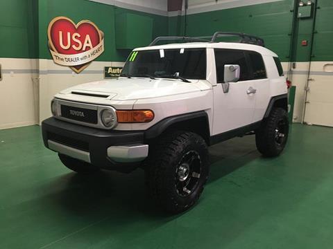 2011 Toyota FJ Cruiser for sale in Aurora, CO