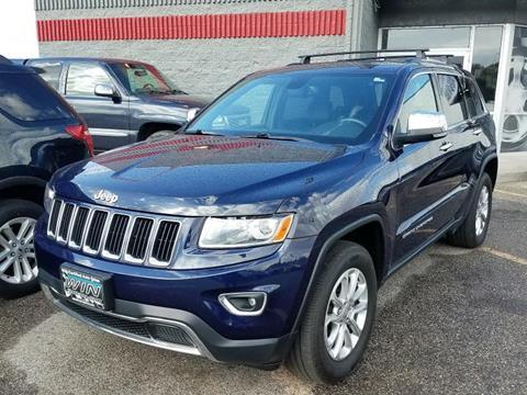2014 Jeep Grand Cherokee for sale in Idaho Falls, ID
