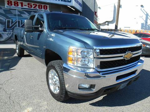 2011 Chevrolet Silverado 3500HD for sale in Idaho Falls, ID