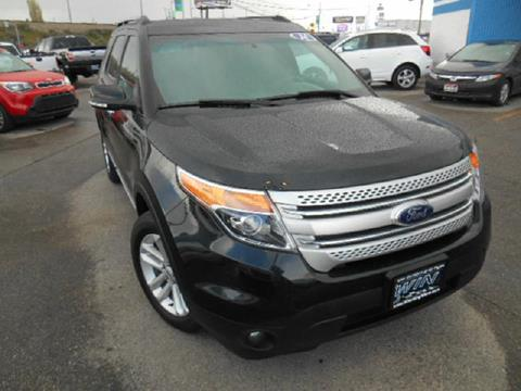 2014 Ford Explorer for sale in Idaho Falls, ID