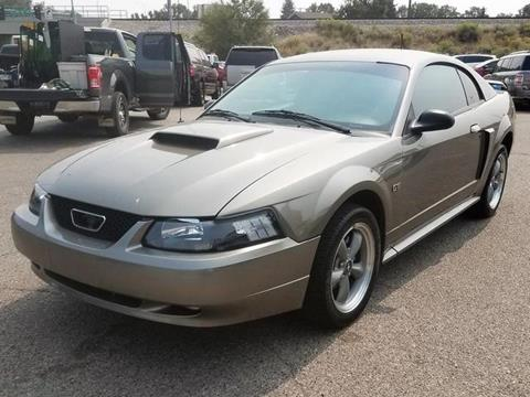 2002 Ford Mustang for sale in Idaho Falls, ID
