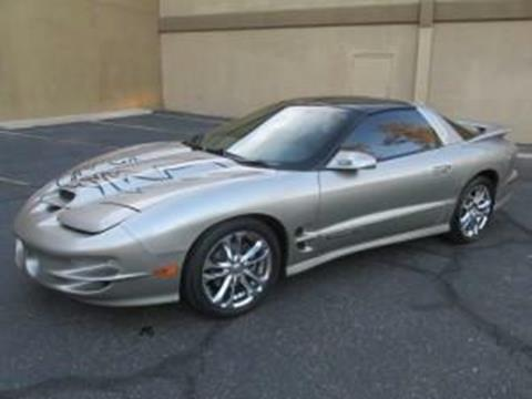 2001 Pontiac Firebird for sale in Cedar Rapids, IA