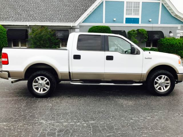 2006 Ford F-150 Lariat 4dr SuperCrew 4WD Styleside 5.5 ft. SB - Fayetteville AR