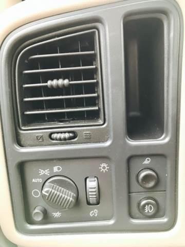 2004 GMC Sierra 1500 4dr Extended Cab SLE Rwd SB - Fayetteville AR