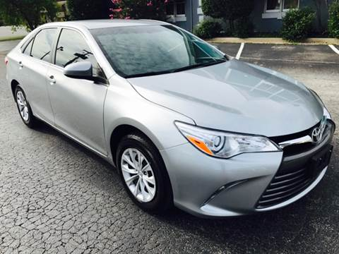 2017 Toyota Camry for sale in Fayetteville, AR