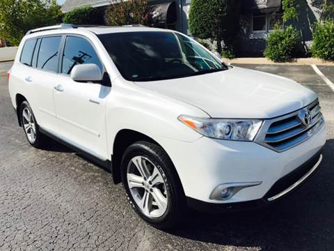 2012 Toyota Highlander for sale in Fayetteville, AR