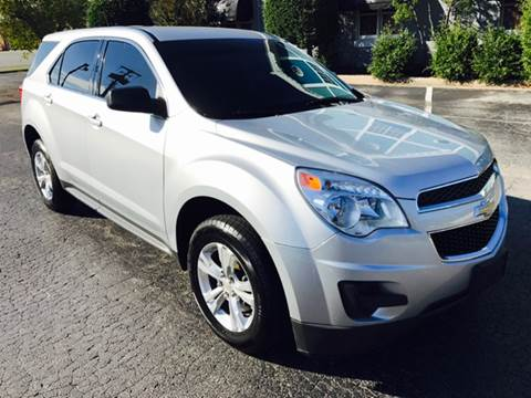 2013 Chevrolet Equinox for sale in Fayetteville, AR