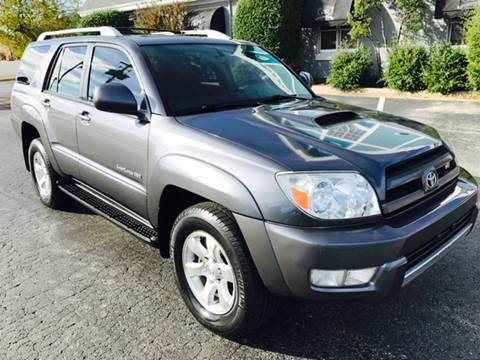 2005 Toyota 4Runner for sale in Fayetteville, AR