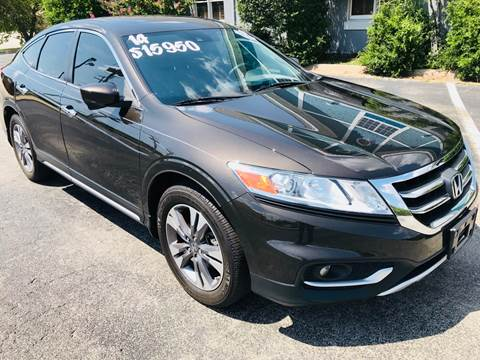 2014 Honda Crosstour For Sale In Fayetteville, AR