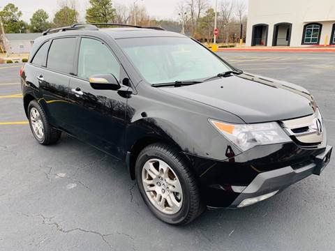 2009 Acura MDX for sale in Fayetteville, AR