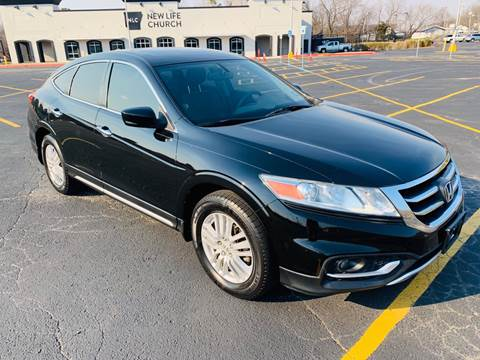 2013 Honda Crosstour for sale in Fayetteville, AR