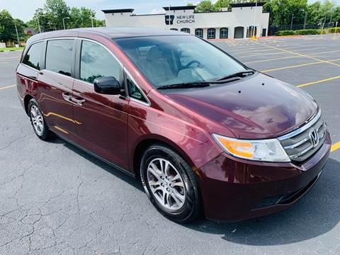 2012 Honda Odyssey for sale in Fayetteville, AR