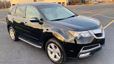 2010 Acura MDX SH-AWD w/Tech w/RES