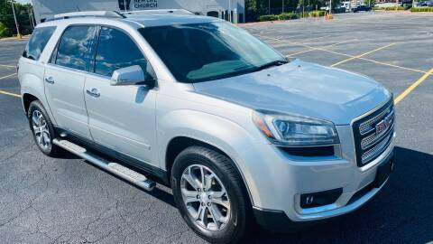 2014 GMC Acadia for sale at H & B Auto in Fayetteville AR