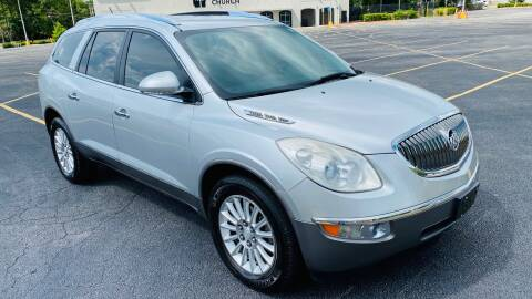2012 Buick Enclave for sale at H & B Auto in Fayetteville AR