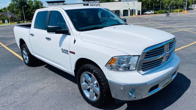 2017 RAM Ram Pickup 1500 for sale at H & B Auto in Fayetteville AR