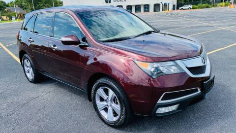 2013 Acura MDX for sale at H & B Auto in Fayetteville AR