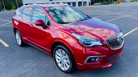2016 Buick Envision for sale at H & B Auto in Fayetteville AR