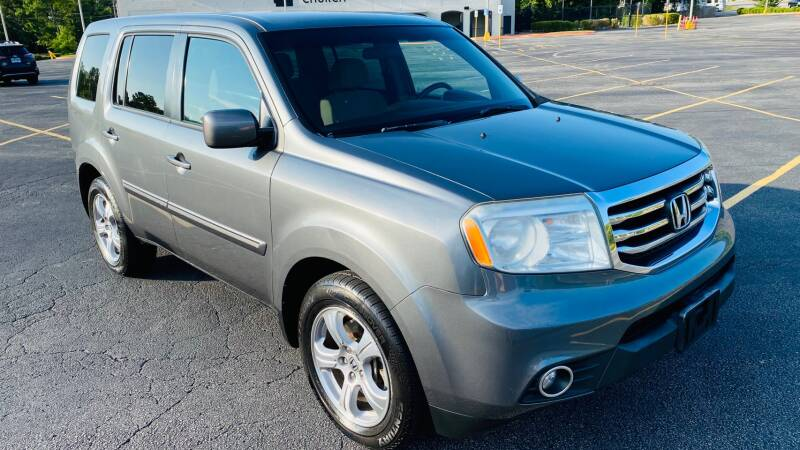 2012 Honda Pilot for sale at H & B Auto in Fayetteville AR