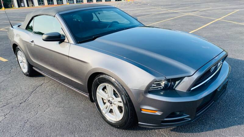 2014 Ford Mustang for sale at H & B Auto in Fayetteville AR