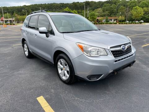 2015 Subaru Forester for sale at H & B Auto in Fayetteville AR