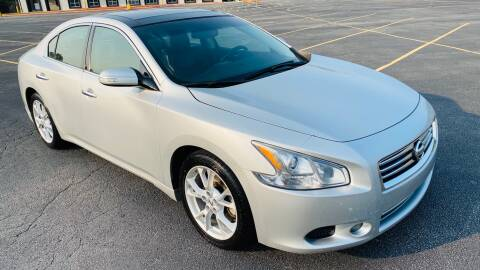 2014 Nissan Maxima for sale at H & B Auto in Fayetteville AR