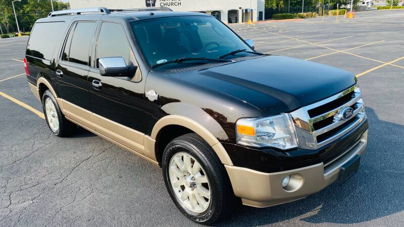 2013 Ford Expedition EL for sale at H & B Auto in Fayetteville AR