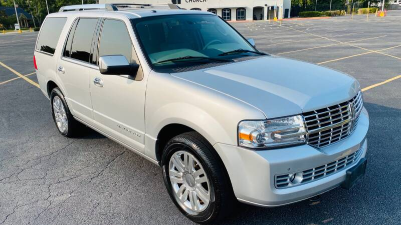 2013 Lincoln Navigator for sale at H & B Auto in Fayetteville AR